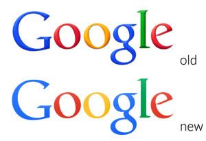Hinted New logo for Google