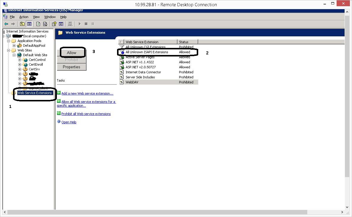 WebserviceExt